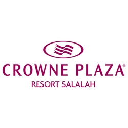 Crowne Plaza Salalah logo