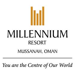 Millennium Hotel logo