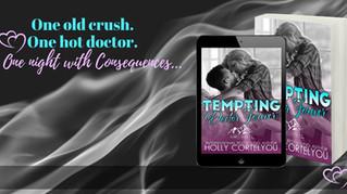 Sneak Peek at Tempting Doctor Forever