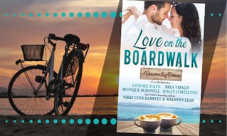 LOVE ON THE BOARDWALK -- New Release!