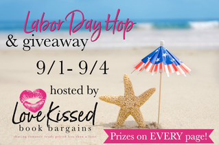 LABOR DAY HOP & GIVEAWAY