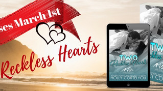 NEW RELEASE ALERT – TWO RECKLESS HEARTS