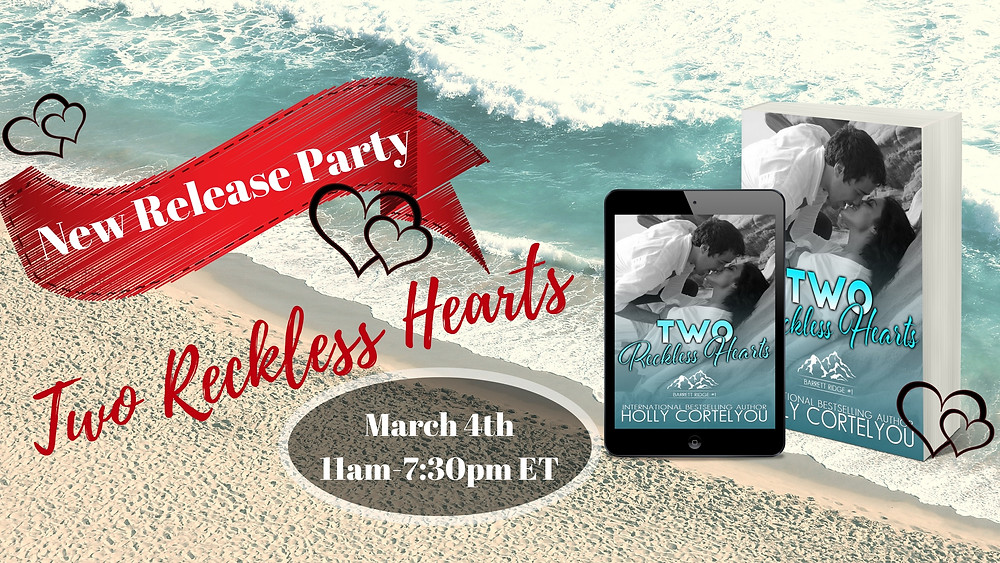 FB Party for Two Reckless Heart's Release