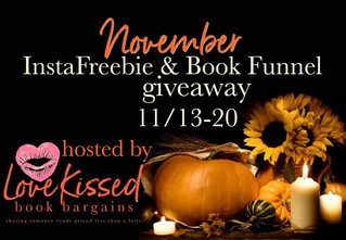Oh so many free romances and prizes...