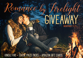 ROMANCE BY FIRELIGHT GIVEAWAY
