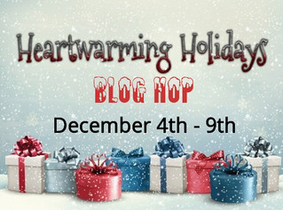 Heartwarming Blog Hop and Giveaway