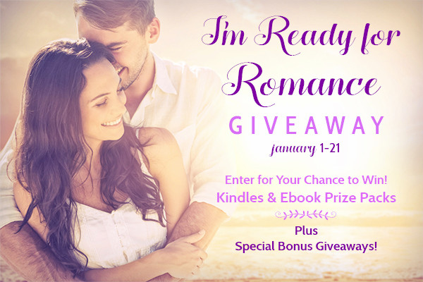 I am Ready for Romance Giveaway