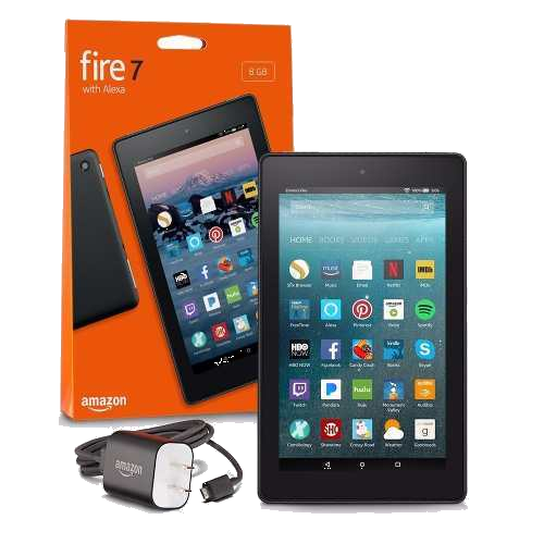 Win a Kindle Fire with Alexa