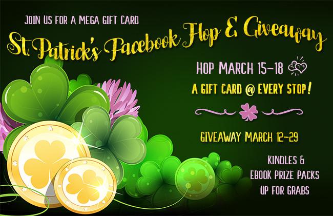 St Patrick's FB Hop
