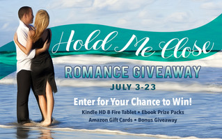 Hold Me Close - Romance Giveaway!