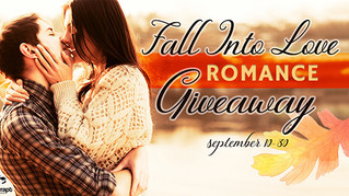 FALL INTO LOVE - Giveaway & Book Fair!!