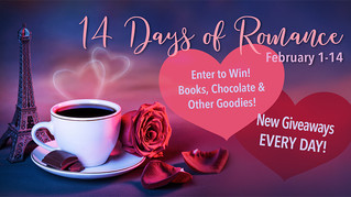 14 Days of Romance Giveaway
