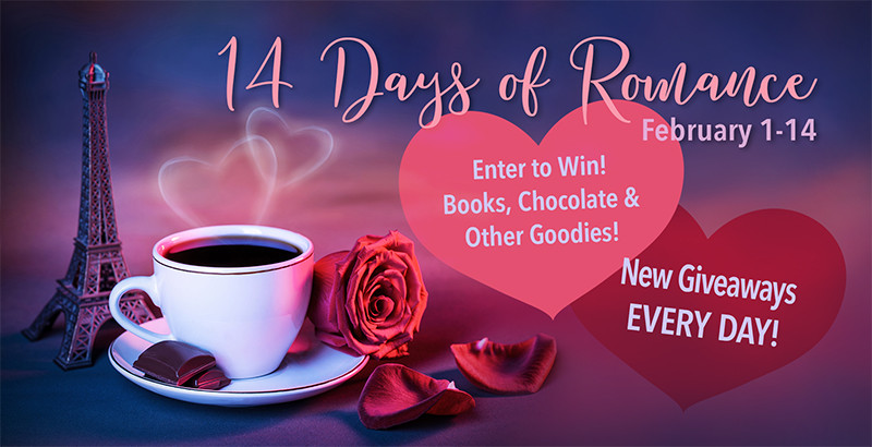 14 Days of Romance Valentines Giveaway