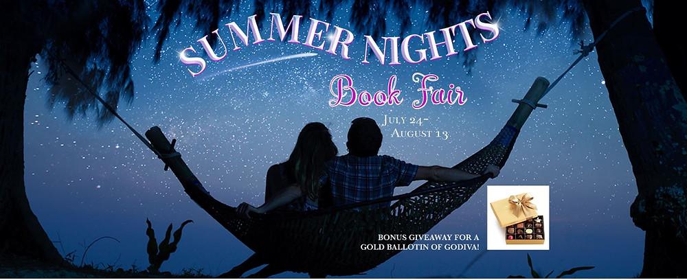 Summer Nights Book Fair
