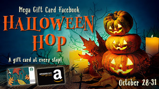 Halloween Hot Mega GC FB Hop!