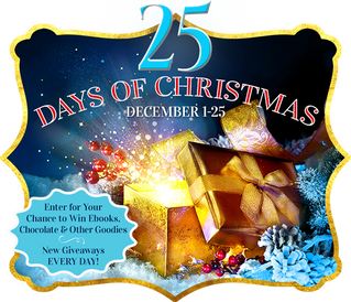 25 Days of Christmas Giveaway