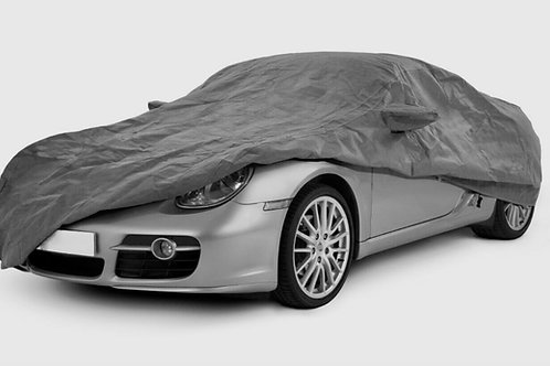 Porsche Stormforce outdoor fitted cover
