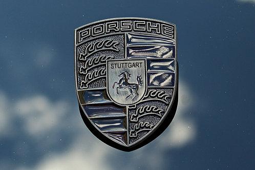 Antique Retro Bonnet Badge