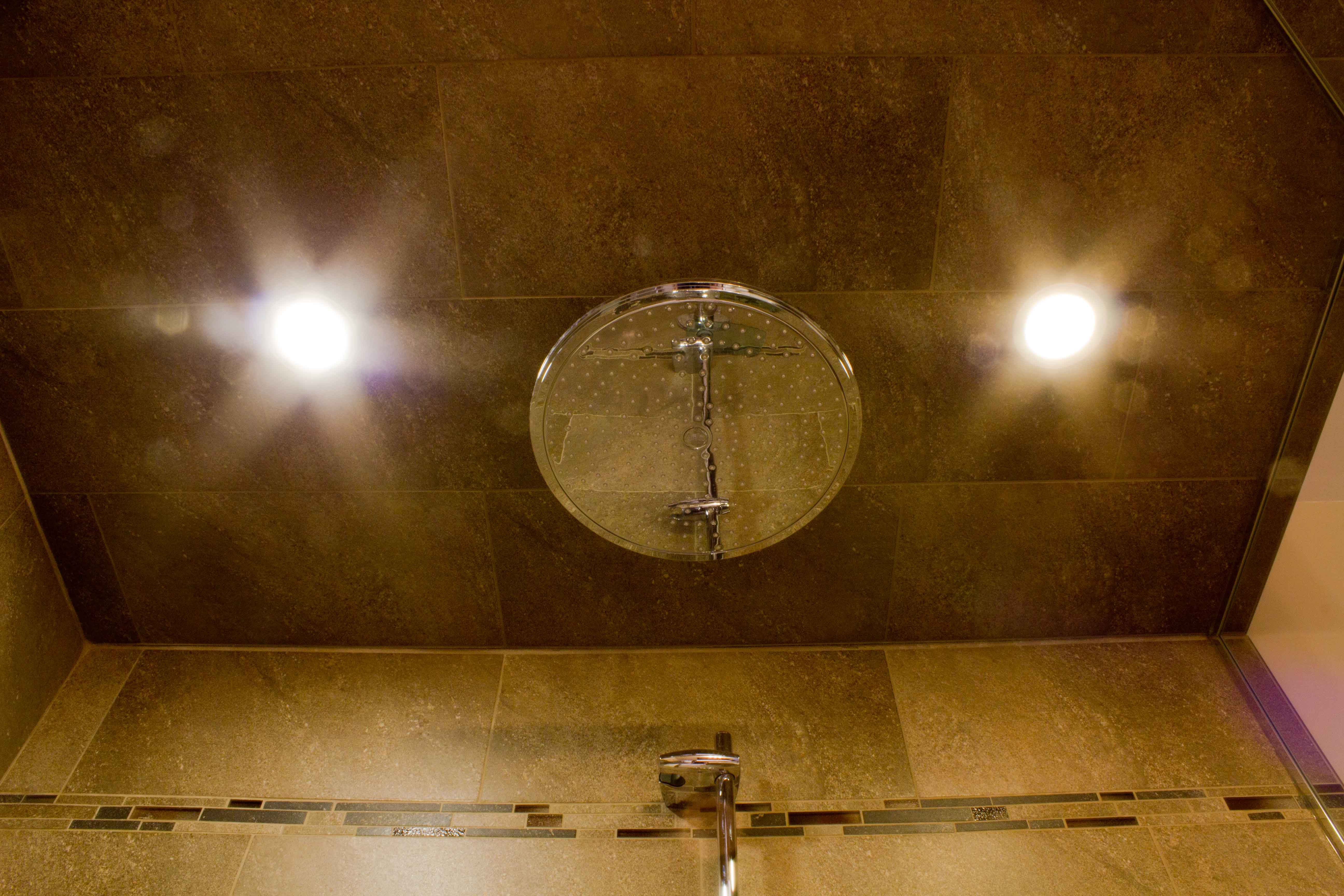 stunning showers