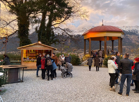 """Kaiserweihnacht """"Tirol erleben – Weihnachten spüren"""""""