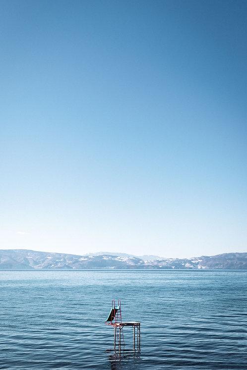 MACÉDOINE - Lac Ohrid