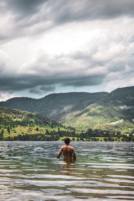 SLOVÉNIE - Lac Bohinj