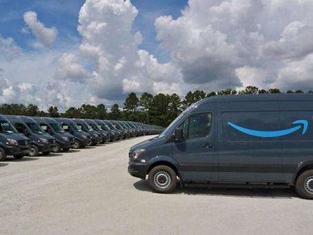 Jorge Carlos Fernández Francés -Amazon revela sus vehículos eléctricos para entregas