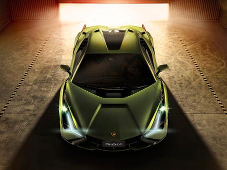 Lamborghini Sian, el auto más veloz del mundo