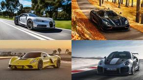 Jorge Carlos Fernández Francés — Los autos más veloces del planeta