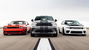 Jorge Carlos Fernández Francés — Dodge fabricará el primer muscle car totalmente eléctrico