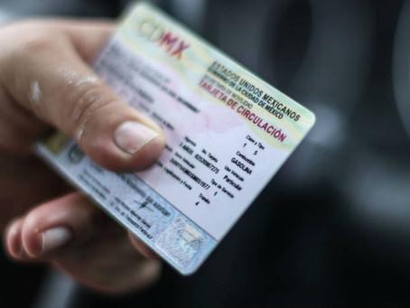 Jorge Carlos Fernández Francés – Pasos para renovar la tarjeta de circulación en línea