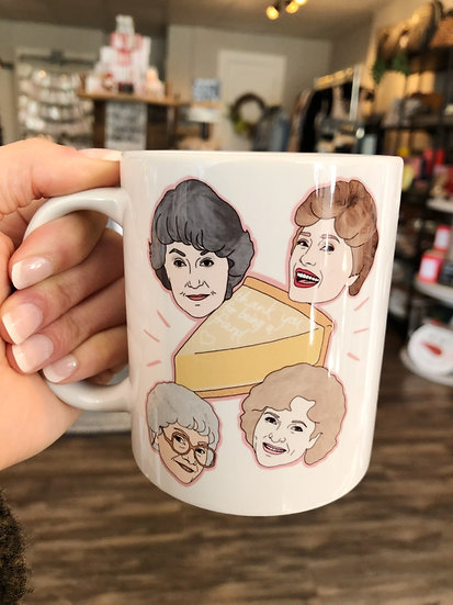 Golden Girls Ceramic Mug
