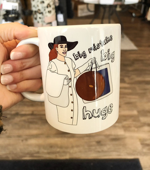 Pretty Woman Ceramic mug