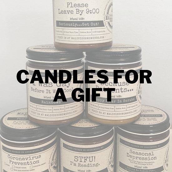 Candles for a Gift