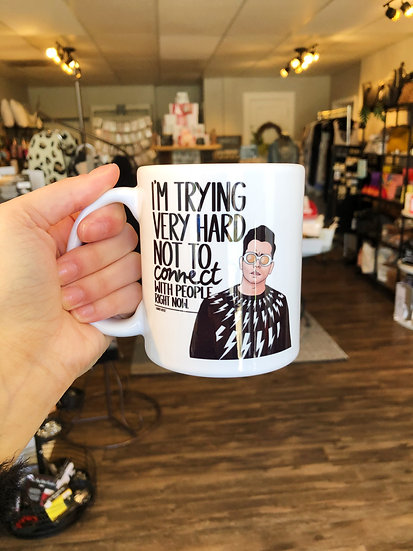 Schitt's Creek - David Rose Mug