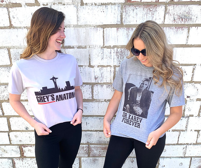 Greys Anatomy T-Shirts