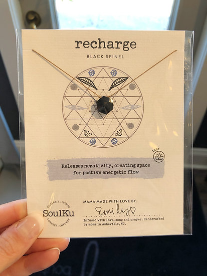 Recharge Necklace