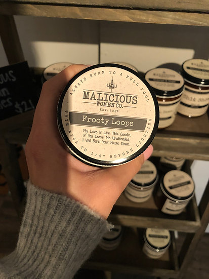 Malicious Woman - Fruity Scents