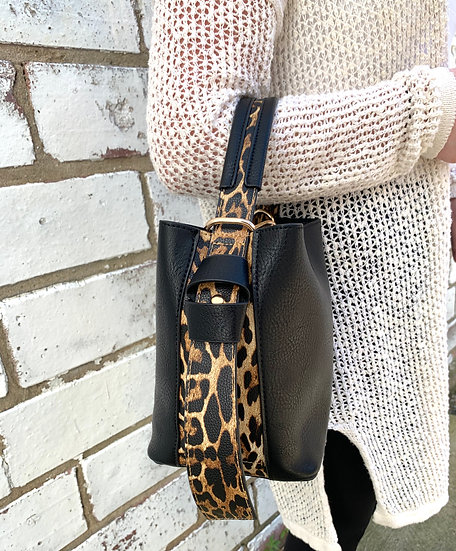 Cheetah Bag in a Bag