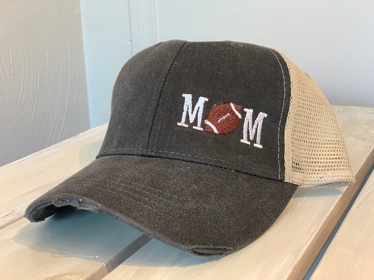 Sports Mom Hat