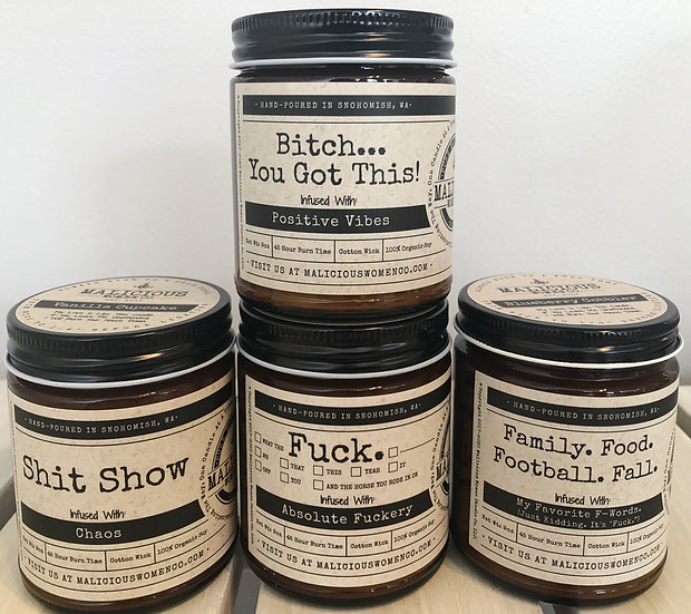 Candles for Adults