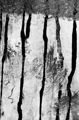urban lines water damage photgoraphy art urban