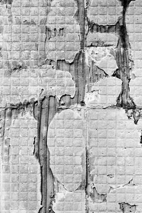 urban abstract texture of glue remnants photography monochrome