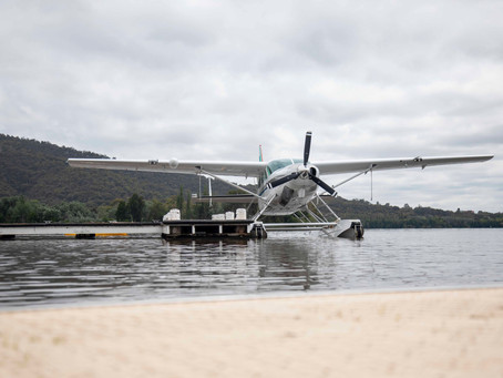 Touchdown - Seaplane on LBG