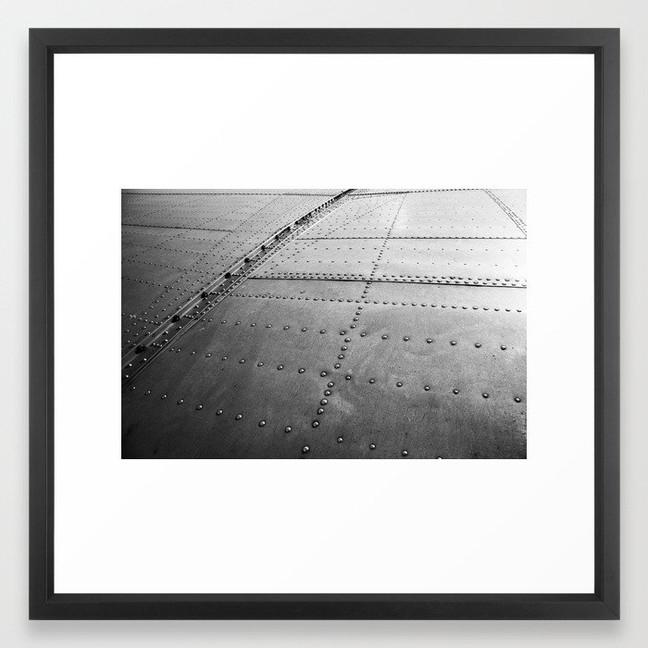 douglas-dc-3-wing-abstract-framed-prints.jpg