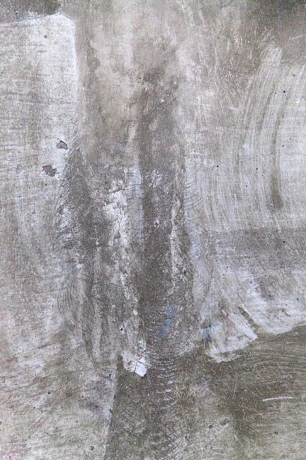 urban abstract photograph of layers of concrete