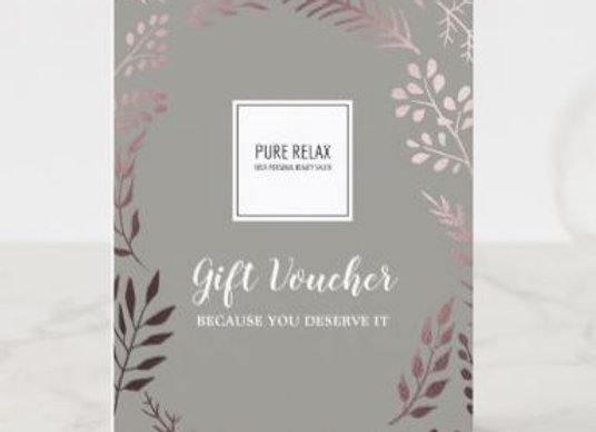 Recharge Package Gift Voucher