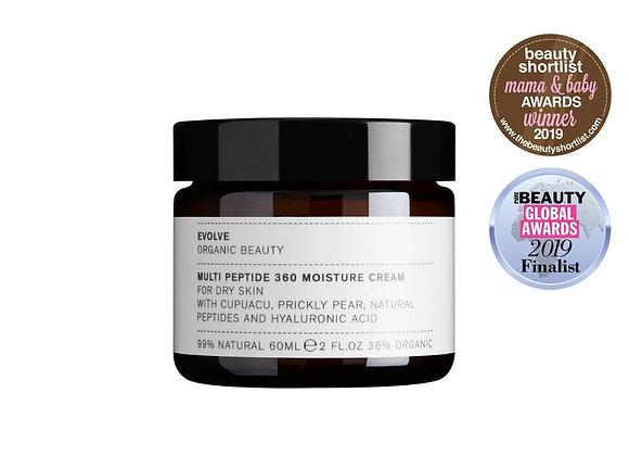 Multi Peptide 360 Moisturiser Cream