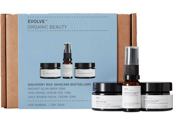 Evolve Discovery Box - Bestsellers