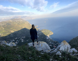 Hiking near Termini on the Sorrentine Peninsula